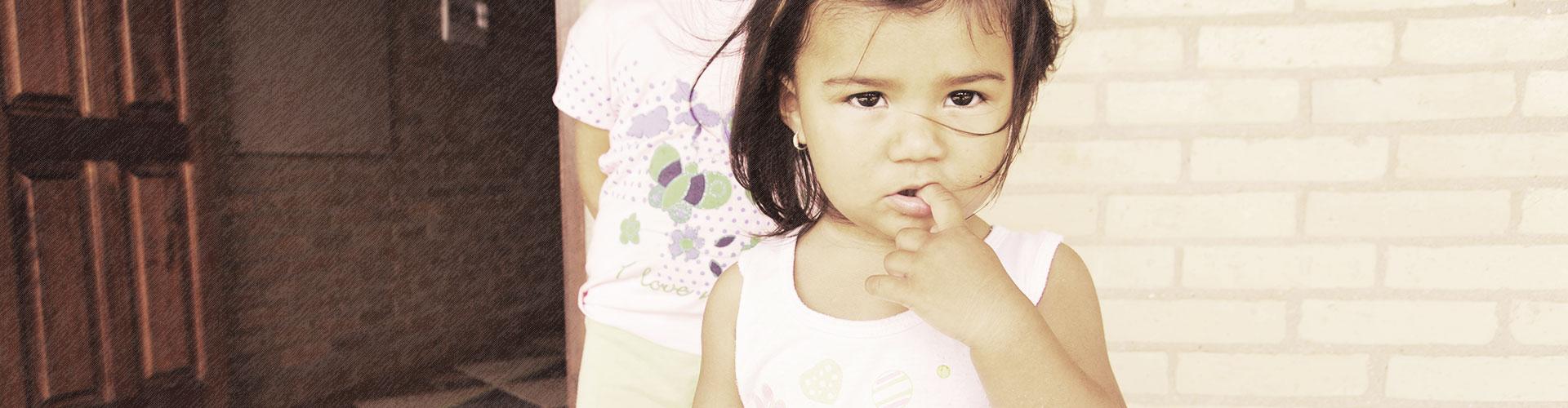 associazione mango onlus -adotta bambini del paraguay